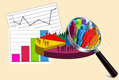 Investigación de mercados cuantitativa. Mercadotecnia.