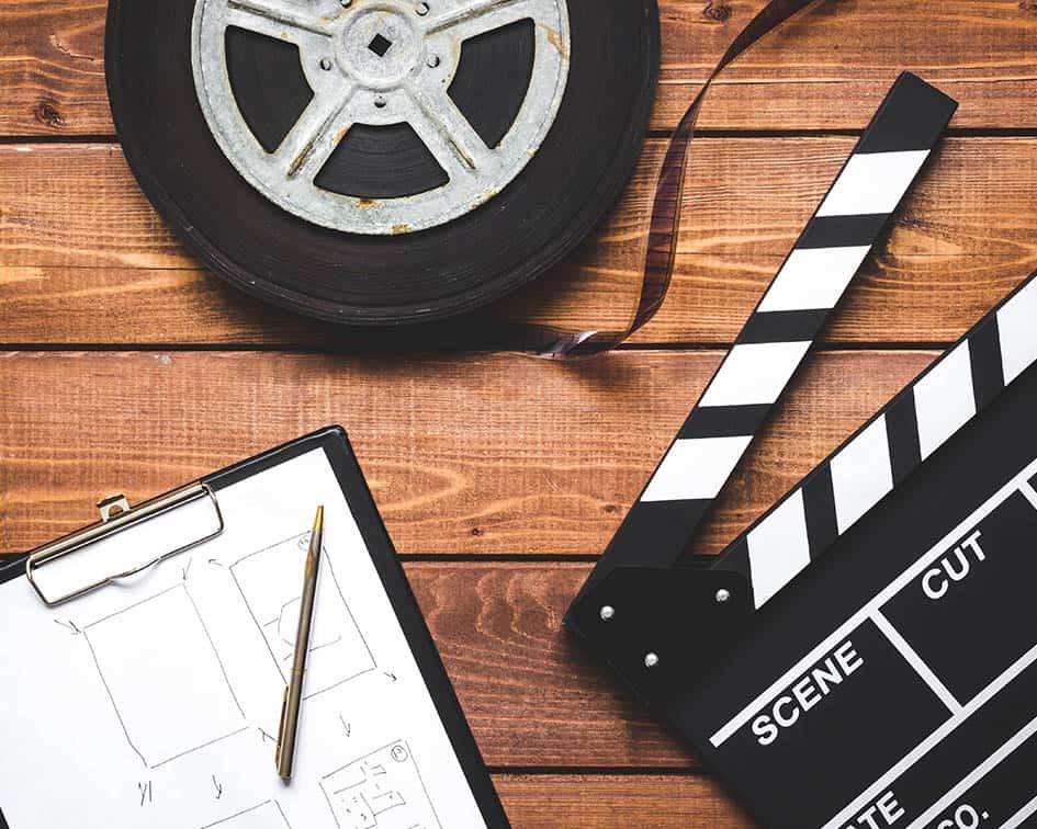 Guión cinematográfico y televisivo. Videografía.