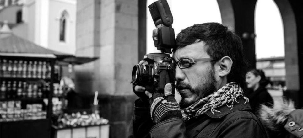 Fotografía periodística. Periodismo.